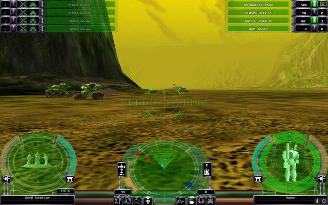 Parkan: Iron Strategy screenshot