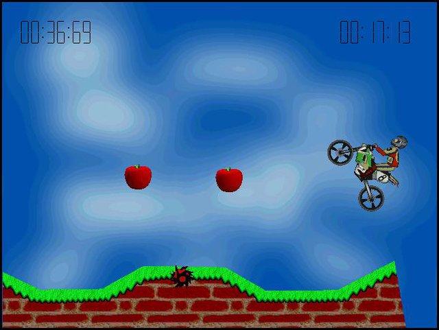 Elasto Mania screenshot