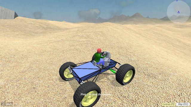 Dream Car Racing 3D screenshot
