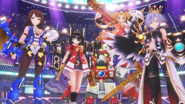 Megadimension Neptunia VIIR   新次元ゲイム ネプテューヌVⅡR   新次元遊戲 戰機少女VⅡR screenshot