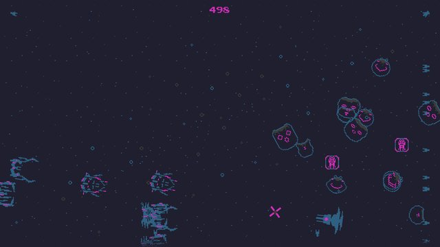 Alien Attack: In Space screenshot