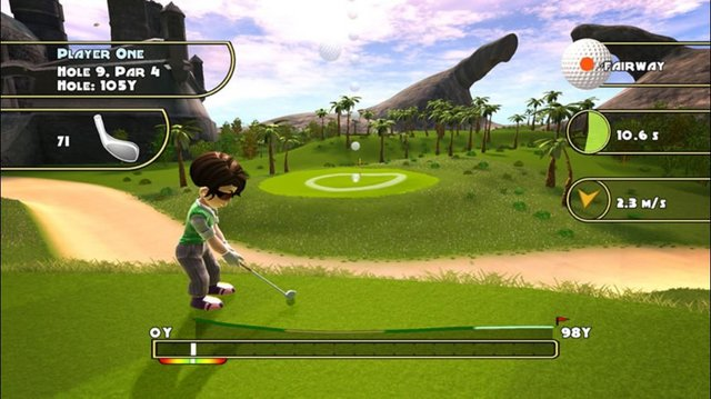Golf: Tee It Up! screenshot