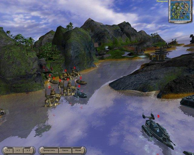 Massive Assault: Расцвет Лиги screenshot