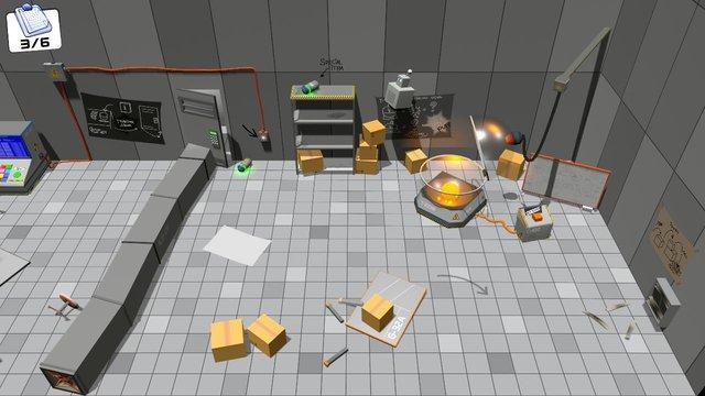 Area 86 (itch) screenshot