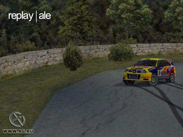 Colin McRae Rally 2.0 screenshot