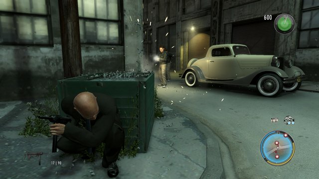 Mafia II DLC: Betrayal of Jimmy screenshot