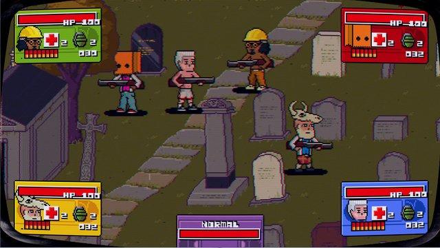 Dead Pixels II screenshot