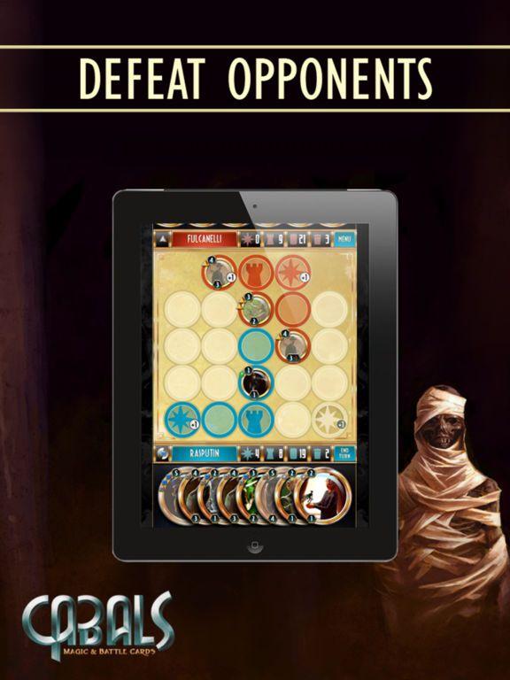 Cabals: Magic & Battle Cards screenshot