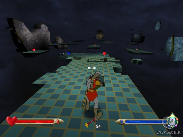Dragon's Lair 3D: Return to the Lair screenshot
