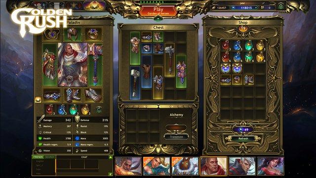 Golden Rush screenshot