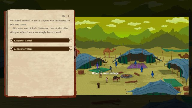 The Curious Expedition screenshot