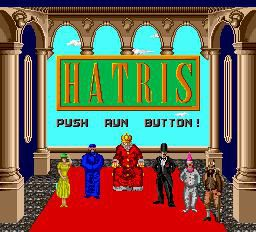 Hatris screenshot