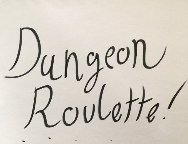 Dungeon Roulette screenshot