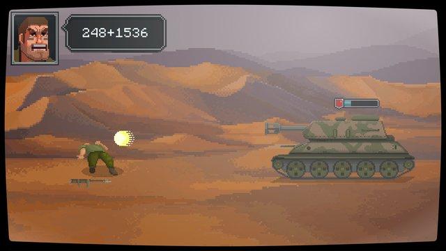 Geek Fighter screenshot