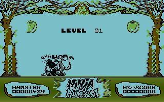 Ninja Hamster screenshot