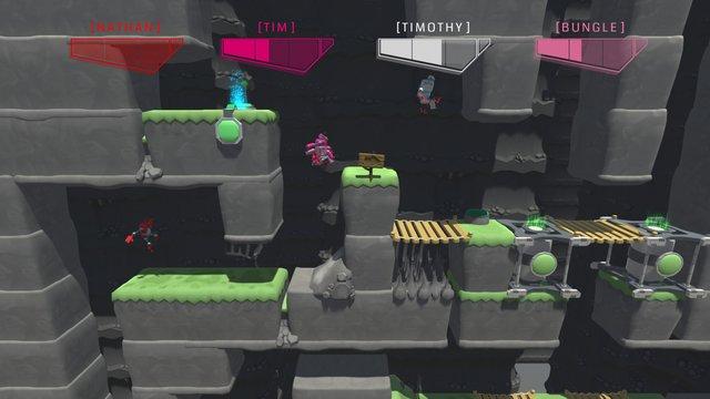 JOLT: Super Robot Racer screenshot