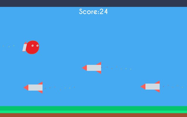 Rocketcers screenshot