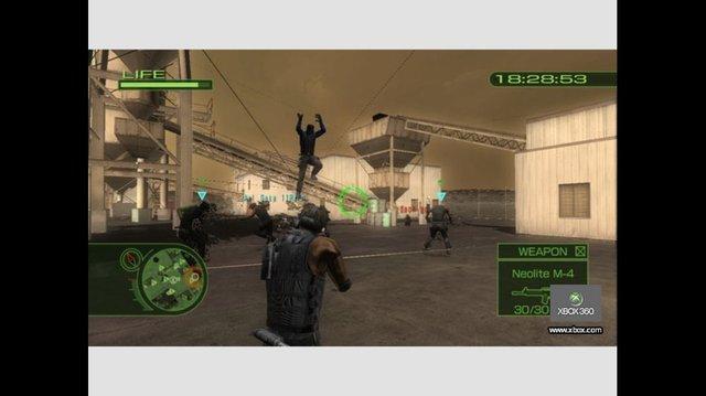Vampire Rain screenshot