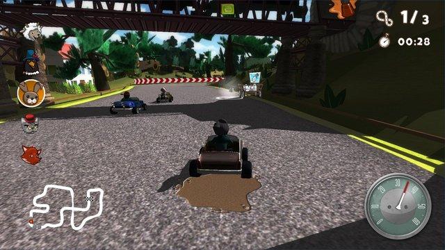 Teddy Floppy Ear - The Race screenshot
