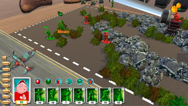 Toy Generals screenshot