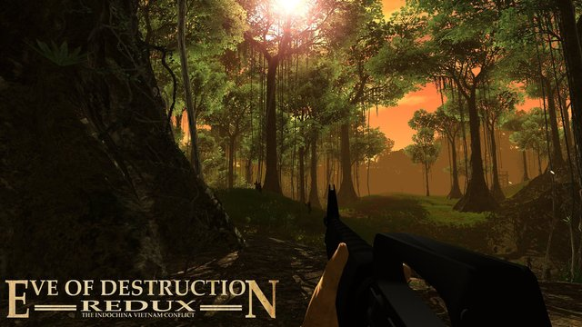 Eve of Destruction - REDUX screenshot