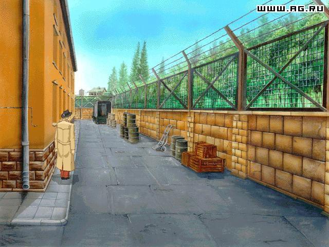 Jack Orlando: A Cinematic Adventure screenshot