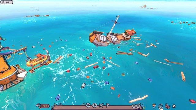 Flotsam screenshot