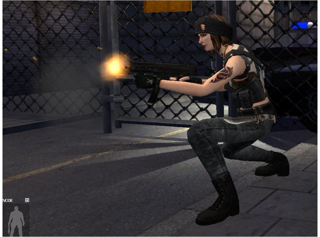 Mercenary Wars screenshot