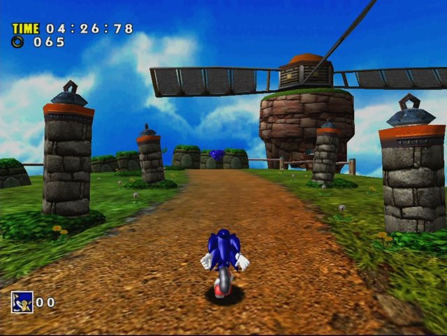 Sonic Adventure DX Director's Cut screenshot