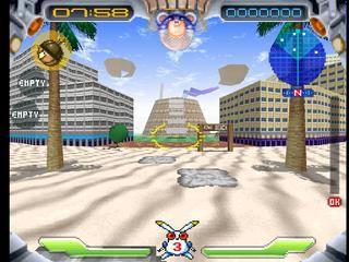 Jumping Flash! 2 (1996) screenshot