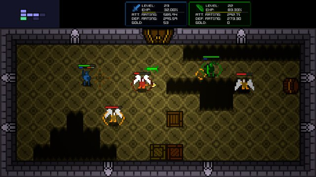 Legends of Pixelia screenshot
