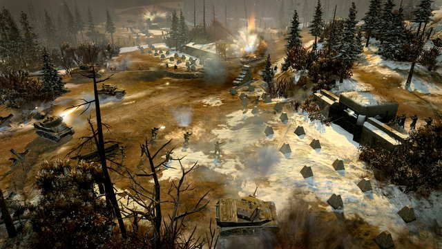 Company of Heroes 2 - Ardennes Assault screenshot