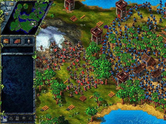 Settlers 3: Ultimate Collection screenshot