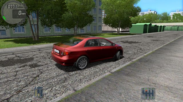 City Car Driving screenshot