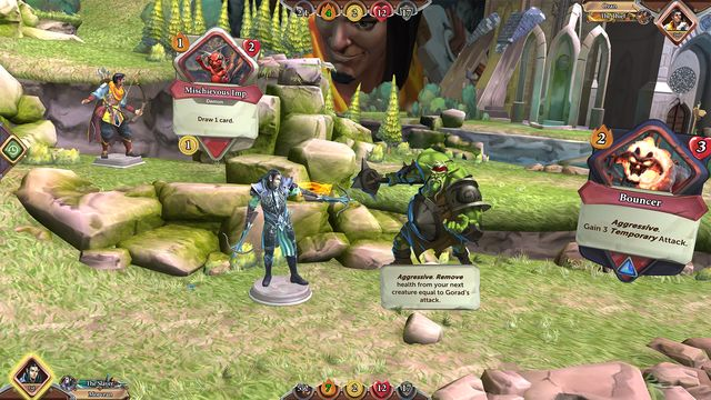 Chronicle: RuneScape Legends screenshot