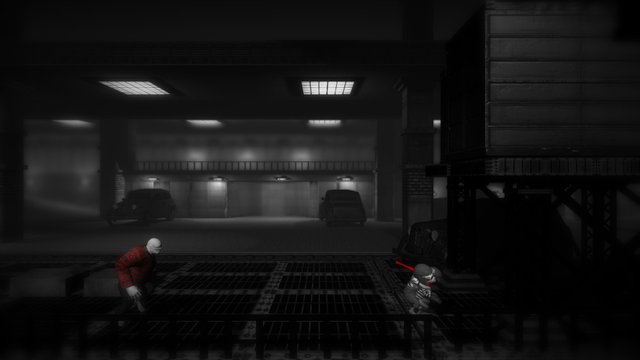 Monochroma screenshot