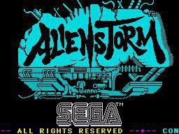 Alien Storm (1991) screenshot