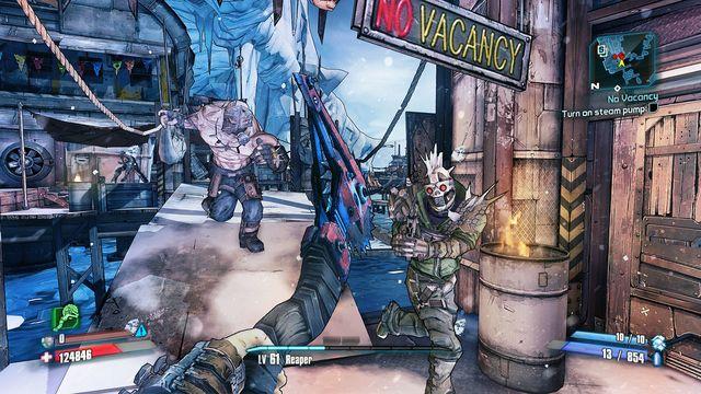 Borderlands 2: Psycho Pack screenshot
