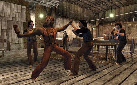 Warriors, The (2005) screenshot