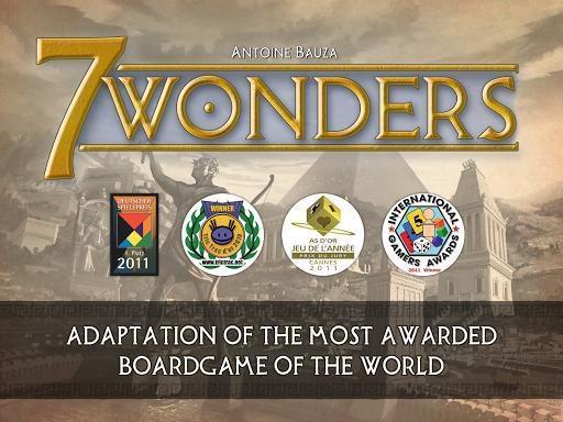 7 Wonders screenshot
