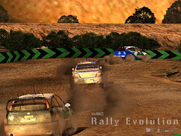WRC: Rally Evolved screenshot