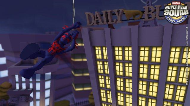 Marvel Super Hero Squad Online screenshot