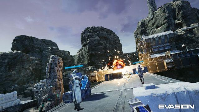 Evasion screenshot