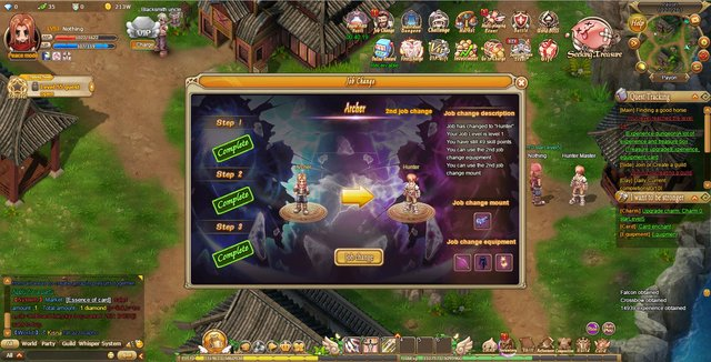 Ragnarok Journey screenshot