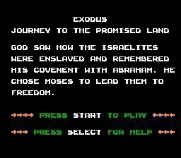 Exodus (1991) screenshot