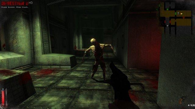 Dementium II HD screenshot