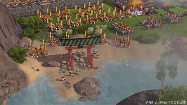 Stronghold: Warlords screenshot