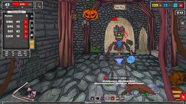 Epic Clicker Journey screenshot