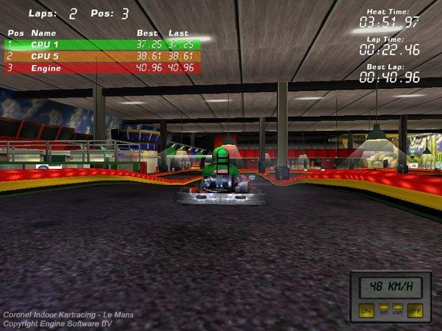 Картлэнд screenshot
