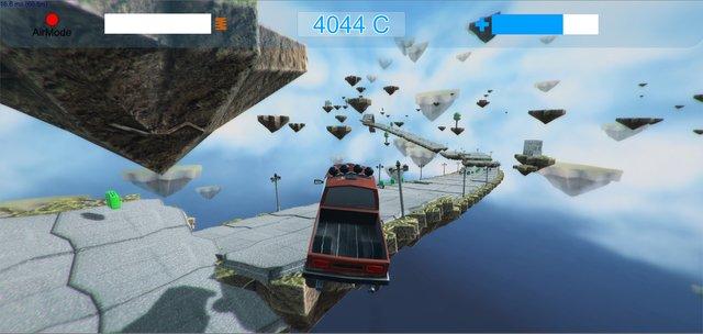 CrazyCars3D screenshot